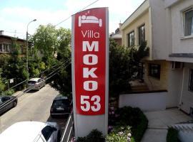 Villa Moko, hostel in Warsaw