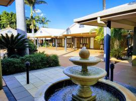 Rockhampton Palms Motor Inn, hotel in Rockhampton