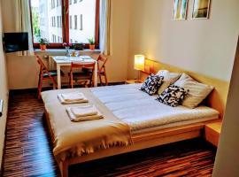 Vitalia Apart Rooms Bobrowiecka – hostel w Warszawie