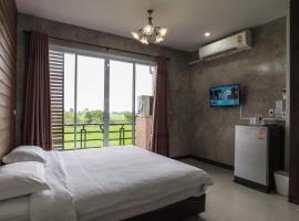 Nava Resort โรงแรมในนครนายก