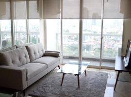 2BR Menteng Park Apartment, apartment in Jakarta