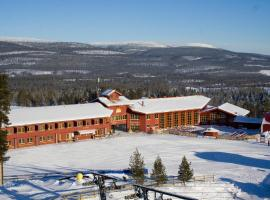 Best Western Stoten Ski Hotel, hotell i Stöten
