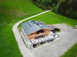 Ferienhaus Fassl, Unterkunft zur Selbstverpflegung in Saalbach-Hinterglemm