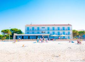 Unique hôtel et Résidence, hôtel à Saint-Raphaël