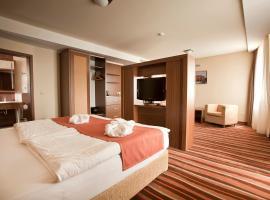 Hotel Makar Sport & Wellness, hotel in Pécs