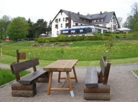 Hotel Waldesruh, Hotel in der Nähe von: Burg Scharfenstein, Lengefeld