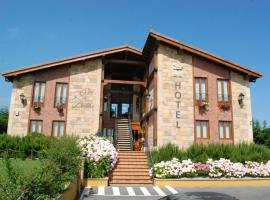 Hotel y Apartamentos Sur de la Bahía, hotel en Elechas