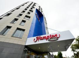 Отель Hampton by Hilton Воронеж, отель в Воронеже