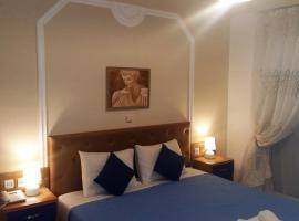 Pantheon Deluxe Apartments, hotel near Faethon Association Rhodes, Archangelos