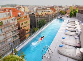 Ohla Eixample, hôtel à Barcelone (L'Eixample)