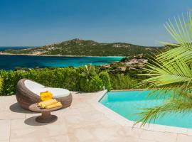 Villa Anna, hotel with pools in Porto Cervo