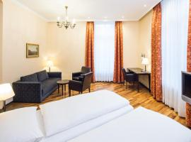 巴塞爾施維瑟酒店,巴塞爾的飯店