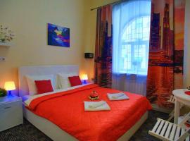 Hotel Ostozhenka 47, hotel near Gorky Park, Moscow