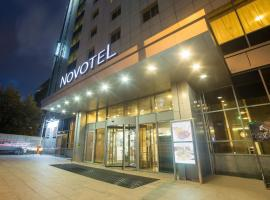 Novotel Ekaterinburg Center, hotel in Yekaterinburg