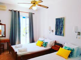 Villa Dioni, hotel en Kamari