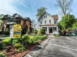 Always Inn Bed & Breakfast, hotel boutique en Niagara Falls