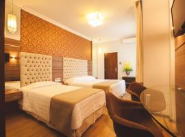 Curitiba Palace Hotel, hotel near Solar do Barao Cultural Center, Curitiba
