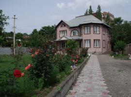 Hostel Visit Osh, отель в Оше