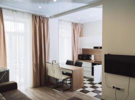 Апартаменты на Красном проспекте, hotel in Novosibirsk