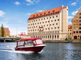 Qubus Hotel Gdańsk – hotel w Gdańsku