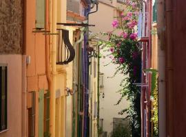 4 Rue Nungesser et Coli, self catering accommodation in Collioure