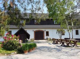 Dzika Zagroda, hotel in Dziemiany