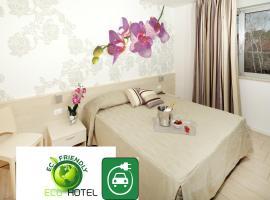 Hotel Alex, hotel v Lignanu Sabbiadoru