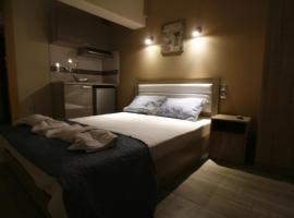 LDG Rooms, διαμέρισμα στην Ολυμπιακή Ακτή
