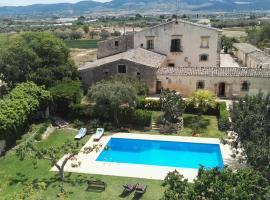 Villa Zottopera - Exclusive holiday, hotel in zona Aeroporto di Comiso - CIY,