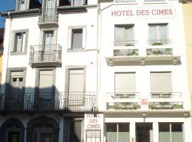 Hôtel des Cimes, hôtel à Luz-Saint-Sauveur