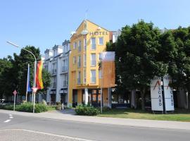 Asgard Hotel, hotel in Worms