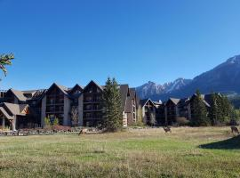Paradise Resort Club and Spa, hotel in Canmore