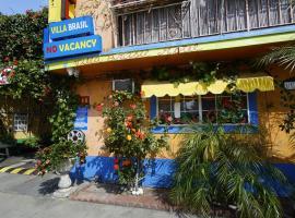Villa Brasil Motel, pet-friendly hotel in Los Angeles