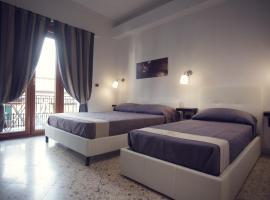 Sanctuary Rooms, hôtel à bas prix à Pompéi
