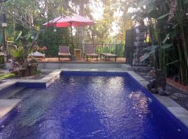 Kerta Family Bed and Breakfast, hotel near Tegenungan Waterfall, Ubud