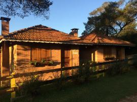 Chales Encanto Suíço, апартаменты/квартира в городе Монти-Верди