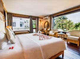 Huong Giang Hotel Resort & Spa, accessible hotel in Hue