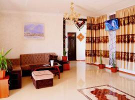 Oq Saroy Hotel, hotel en Shahrisabz