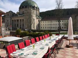Klostermeisterhaus, hotel en St. Blasien