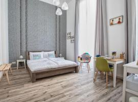 Budapest Passage 1, bed & breakfast στη Βουδαπέστη
