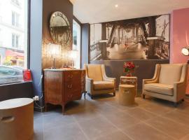 Hotel Atelier Vavin, ξενοδοχείο σε 6ο διαμ., Παρίσι