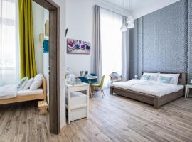 Budapest Passage 2, bed & breakfast στη Βουδαπέστη