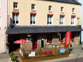 Le Colquin、La Haye-du-Puitsのホテル