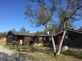 Putten Seter, hotell i nærheten av Hunderfossen familiepark på Høvringen