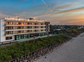 Baltivia Sea Resort, family hotel in Mielno
