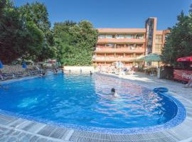 Kamchia Park Hotel - All Inclusive, хотел близо до Център на Златни пясъци, Златни пясъци