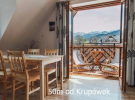 Przy Szlaku Zakopane centrum pokoje & apartamenty – kwatera prywatna w Zakopanem