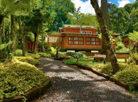 Pousada Casa de Pedra, homestay in São Francisco de Paula