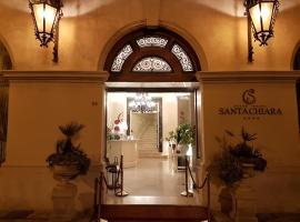 Suite Hotel Santa Chiara, отель в Лечче