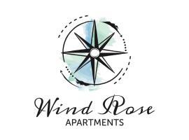 Wind Rose Apartments, apartment in Nago-Torbole